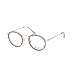 CO Optical Central 1215 003, inkl. Gläser, Runde Brille, Damen