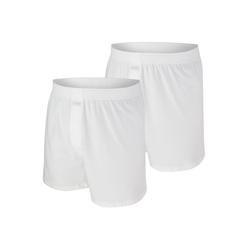 Ammann Boxershorts (2 Stück) AMMANN Herren Boxershorts mit verdecktem Eingriff im 2er Pack XL / (7)