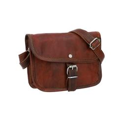Gusti Leder Handtasche Mary S (1-tlg), Handtasche Umhängetasche