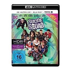 Suicide Squad (4K Ultra HD) - DVD  Filme