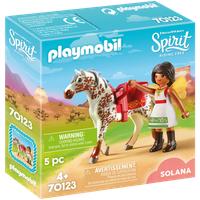 Playmobil Spirit Riding Free Solana beim Voltigieren (70123)