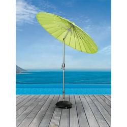 Sonnenschirm Simi grün, 244 cm