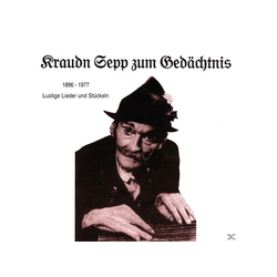 Kraudn Sepp - Zum Gedächtnis 1896-1977 (CD)