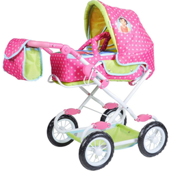 Knorrtoys® Puppenwagen Heidi Design - Salsa, knorr toys