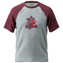 Zimtstern - Botz Tee - T-Shirt Gr L grau