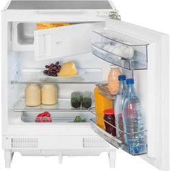 exquisit Einbaukühlschrank UKS 130-1 A++, 82 cm hoch, 59 cm breit
