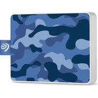 SSD 500 GB USB 3.0 blau