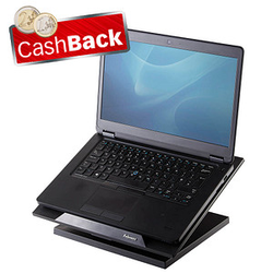 AKTION: Fellowes Notebook-Ständer Designer Suites mit CashBack