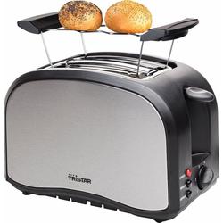 Tristar Toaster BR-1022, 2 kurze Schlitze, für 2 Scheiben, 800 W