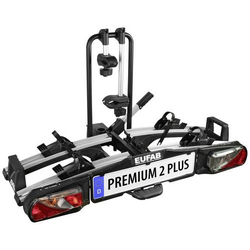 Eufab Fahrradträger Heckträger PREMIUM II Plus 11523 Anzahl Fahrräder=2