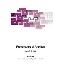 Provenance of Arenites - Buch