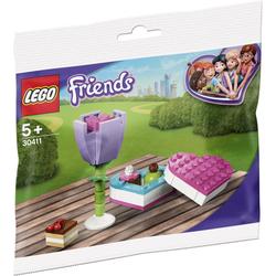 Polybag LEGO Friends - 30411 - Pralinenschachtel & Blume