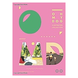 Oh My Dog - Illustration Colection