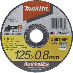 Makita B-45733 Trennscheibe gerade 125mm 22.23mm