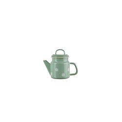 Neuetischkultur Teekanne Teekanne Retro, Teekanne weiß