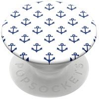 PopSockets 800970 Halterung Blau, Weiß Griff
