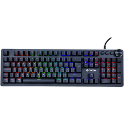 PC NACON Gaming Keyboard CL-520DE [Silent mechanical keys]