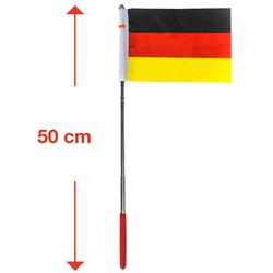 Deutschlandflagge / Deutschlandfahne 20 - 50 cm