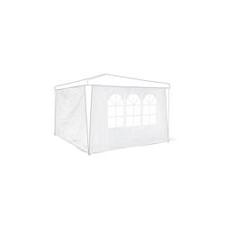 relaxdays Pavillonseitenteile Pavillon-Seitenteile 2er Set