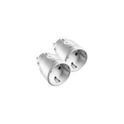 Somfy Plug io (Typ F) Duo Pack