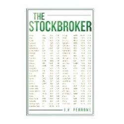 The Stockbroker als Buch von J. V. Perrone
