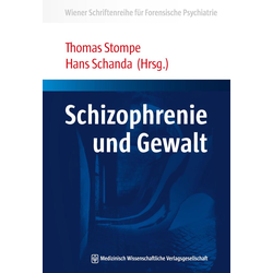 Schizophrenie und Gewalt: eBook von