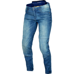 Macna Jenny, Jeans Damen - Grau - 28