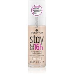Essence Stay ALL DAY 16h Wasserbeständiges Make-up Farbton 15 Soft Creme 30 ml