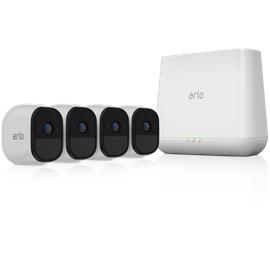 Arlo Kabelloses Sicherheitssystem Pro 2 mit 4 HD-Kameras VMS4430P