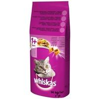 Whiskas Adult Rind und Karotte 14 kg