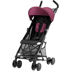 BRITAX RÖMER Kinder-Buggy Buggy Holiday 2, Wine Red rot