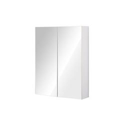HOMCOM Spiegelschrank Badezimmerschrank