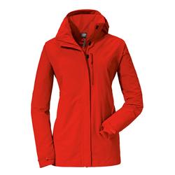 Schöffel Jacket Tirol L - fiery red,  44 - Gr. 44