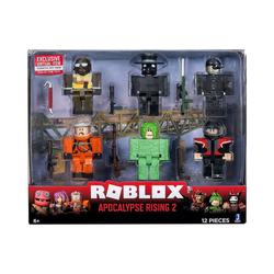 Jazwares Sammelfigur ROBLOX 6er Figuren Multipack - Apocalyse Rising 2