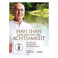 Han Shan und sein Weg der Achtsamkeit, 2 DVDs