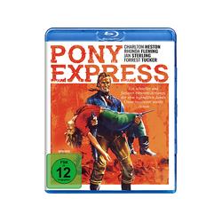 Pony-Express Blu-ray