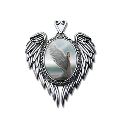 Adelia´s Amulett Cabochon Talisman, Spirit Guide Cabochon