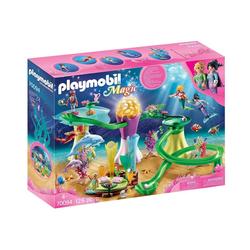 Playmobil® Spiel, PLAYMOBIL® Magic Korallenpavillon mit Leuchtkuppel