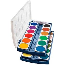 herlitz ST24 Wasserfarbkasten 24 Farben