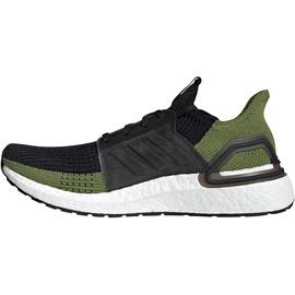 adidas Ultraboost 19 black-olive/ white, 46.5