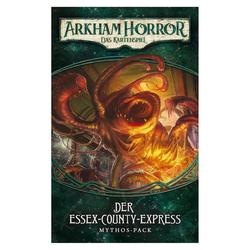 Fantasy Flight Games Spiel, Arkham Horror: Das Kartenspiel LCG - Der Essex-Cou