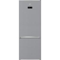 Beko RCNE560E50ZXPN Kühl-/Gefrierkombination edelstahl