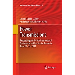 Power Transmissions - Buch