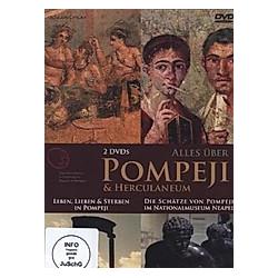 Alles über Pompeji - DVD  Filme