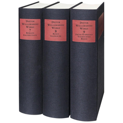 Werke als Buch von Dieter Wellershoff