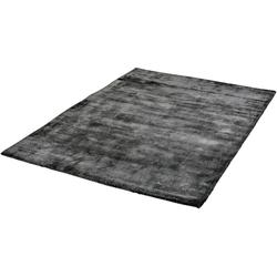 Teppich My Breeze of Obsession 150, Obsession, rechteckig, Höhe 19 mm, Uniteppich grau 80 cm x 150 cm x 19 mm