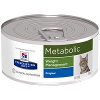 Hill's Prescription Diet Feline Metabolic Gewichtabnahme Original 24 x 156 g