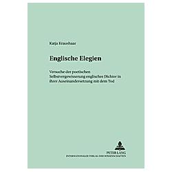 Englische Elegien. Katja Kraushaar  - Buch