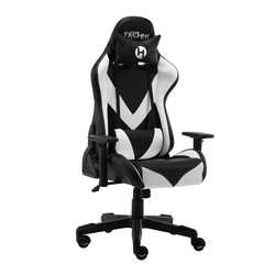 Office PC Gaming Chair White - Techni Sport