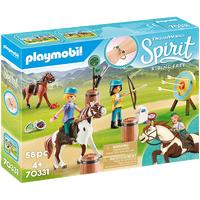 Playmobil Spirit Riding Free Abenteuer im Freien 70331